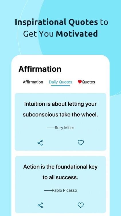 Subliminal: Affirmations screenshot-3
