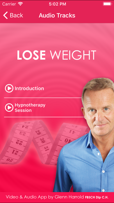 Lose Weight Now Hypnosis Video review screenshots