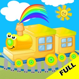 Train Games for Toddlers FULL