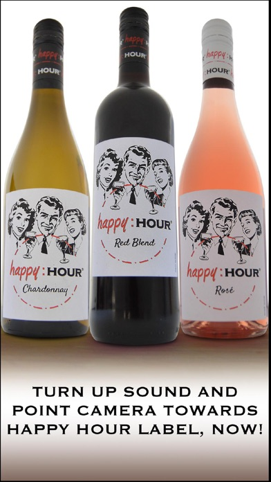 Image of Happy Hour Wine for iPhone