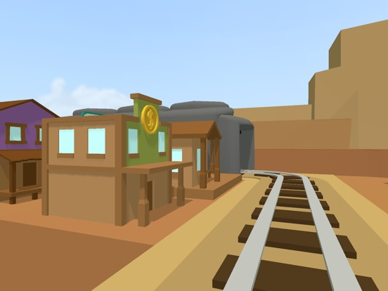 Train Kit: Wild West