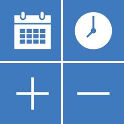 Days + Date + Time Calculator