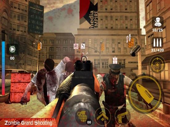 Zombie War - Dead Killer screenshot 6