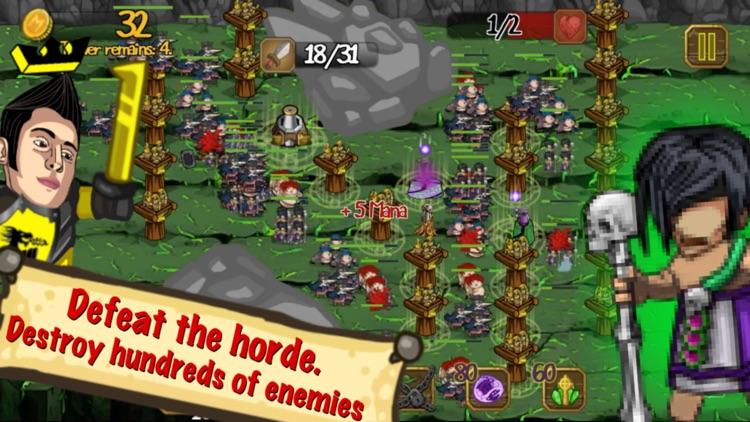 Horde's Chaos - Tower Defense screenshot-3