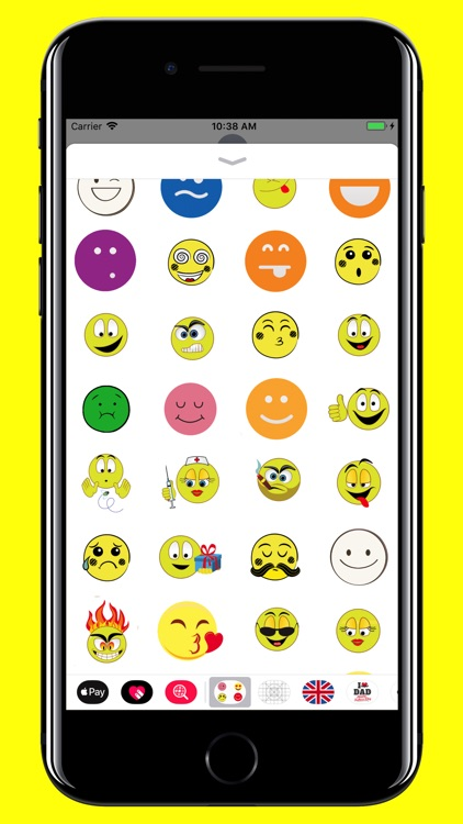 Smileys : 100+ Emojis pack screenshot-3