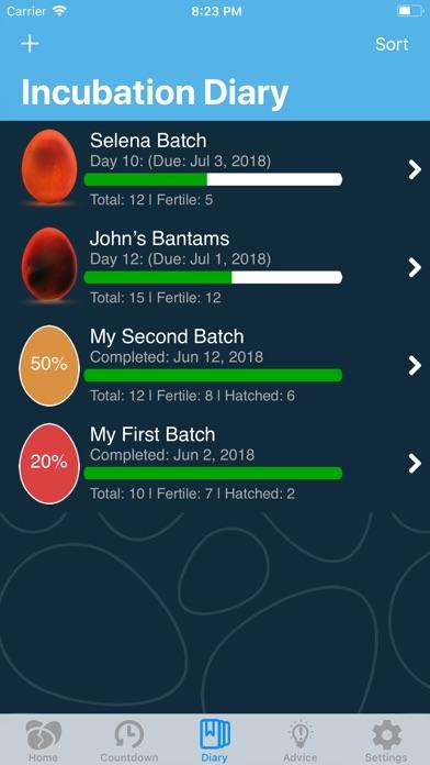 Ihatch Chickens review screenshots