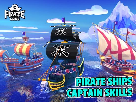 Pirate Code screenshot