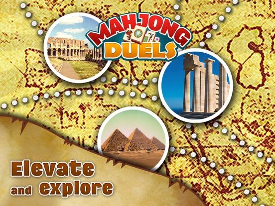 Mahjong Duels: маджонг золото для iPad