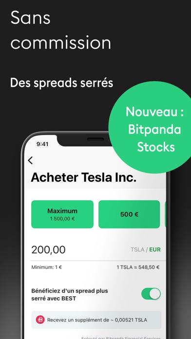 Bitpanda : L'app pour investir