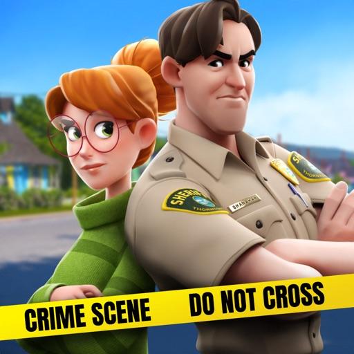 小さな町の殺人事件 - 殺人犯罪ミステリー探偵パズル