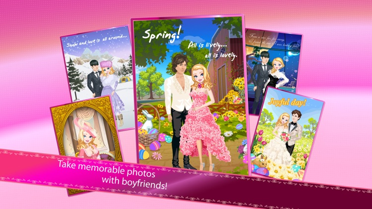 Star Girl: Colors of Spring