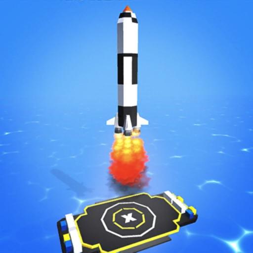 Rocket Launch 3D