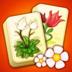 Mahjong Le Jardin Des Fleurs