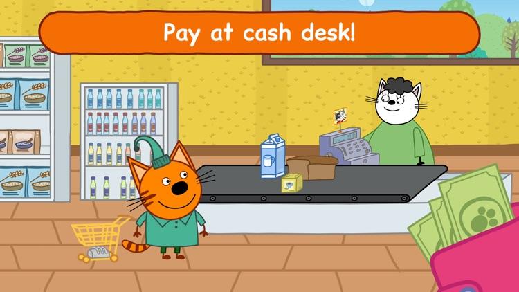 Kid-E-Cats: Supermarket Game! screenshot-3