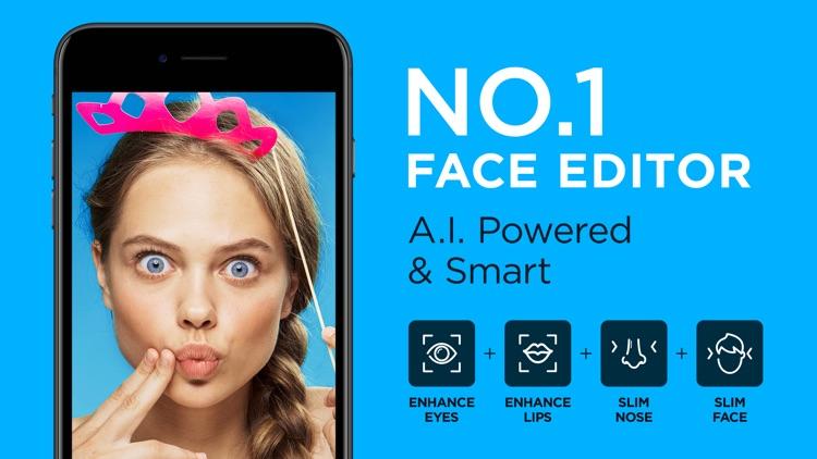 Facelab - Face & Body Editor screenshot-6