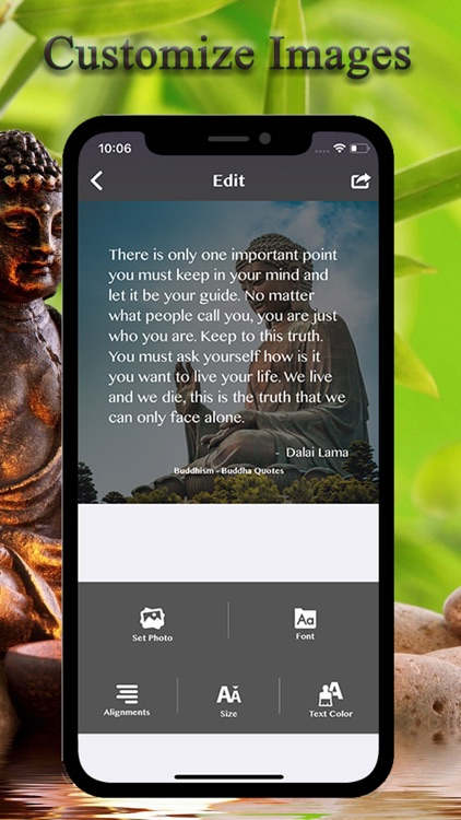 Buddhism - Buddha Quotes screenshot-3
