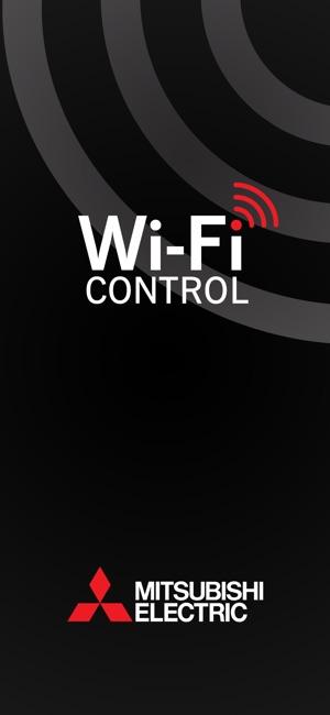 Mitsubishi Wi-Fi Control on the App Store
