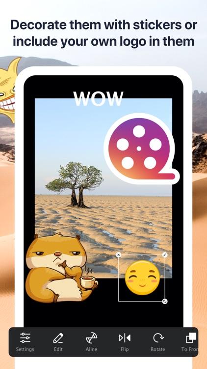 CutStory insta stories editor screenshot-5