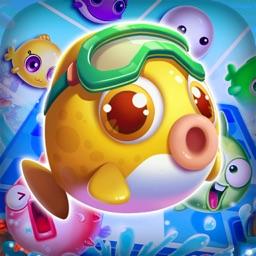 Charm Fish - Match 3 quest