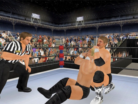 Wrestling Empire screenshot 9