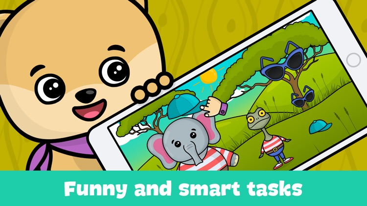 Baby games for 2 - 4 year olds