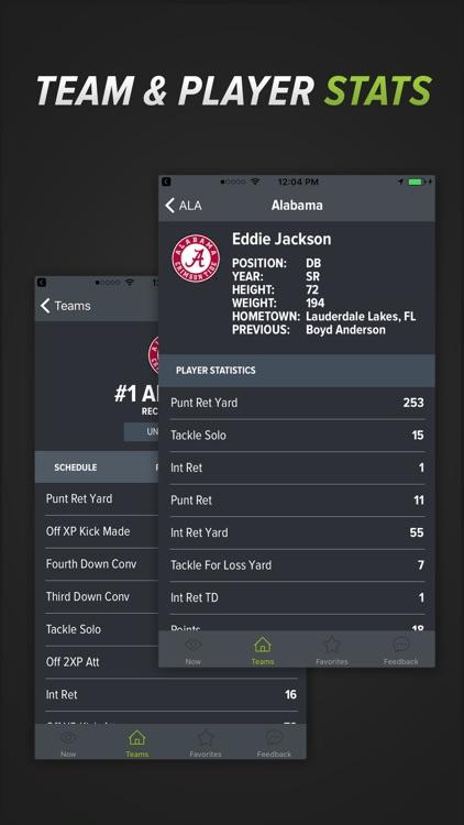 College Football App screenshot-4