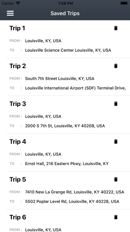 ZIG - Travel Places Safely screenshot-7