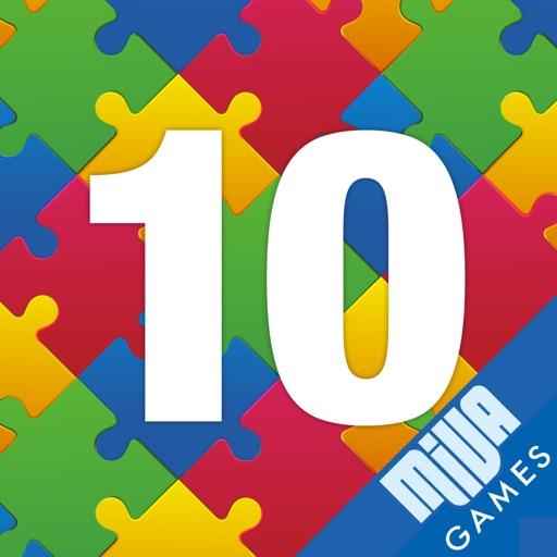 Puzzle 10 - Пазл с числами