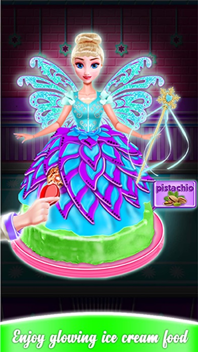 Magic Fairy Cake! DIY CookingScreenshot of 4