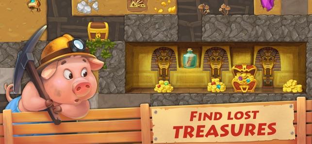 Piggy receives a bb bunch banging