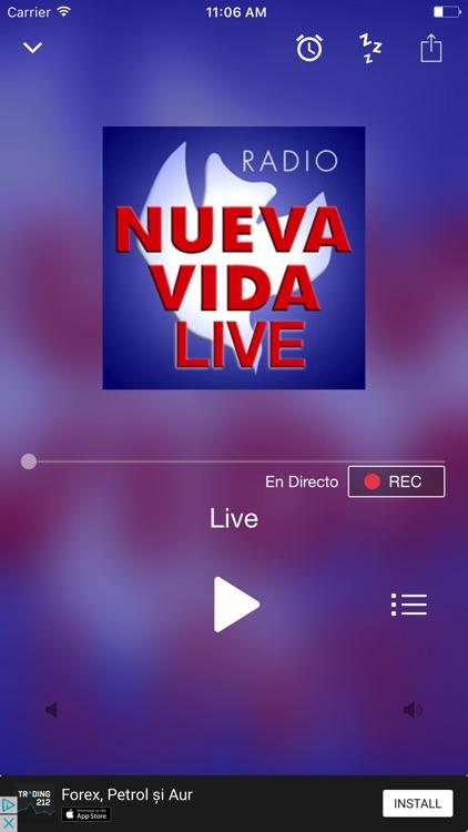 Radio Nueva Vida screenshot-3