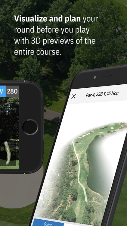 Golfshot Plus: Golf GPS + AR