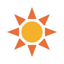 Sunbeam: UV Index Forecast