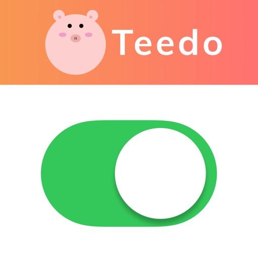Teedo - ワンタップだけで完了する最強のTODOリスト