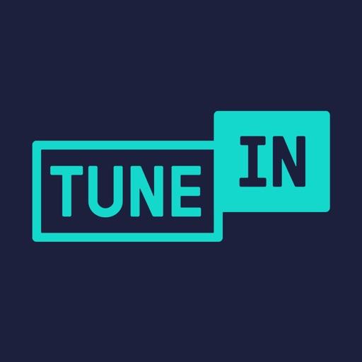 TuneIn Radio:音楽と生放送のニュース
