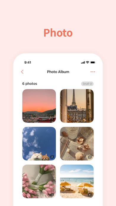 Photo Widget : SimpleScreenshot von 3