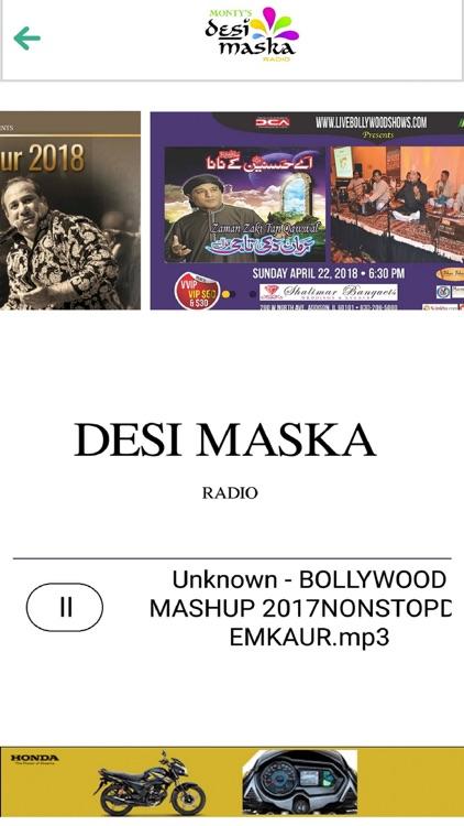 Monty's DesiMaska screenshot-4
