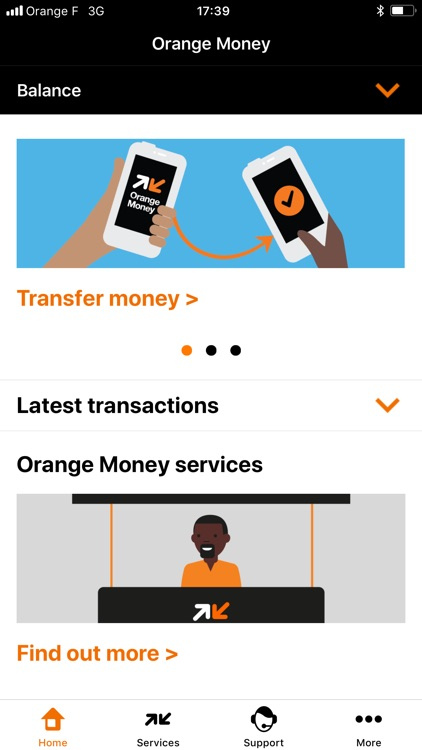 Orange Money Africa