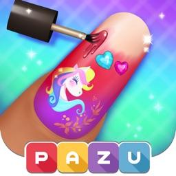 Nail Salon Games for kids