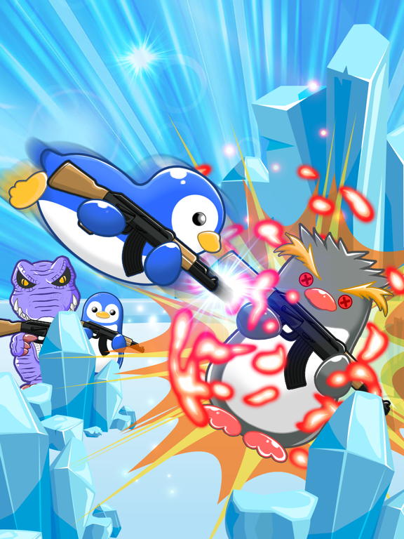 Penguin Wars  -Online Battle- screenshot 6