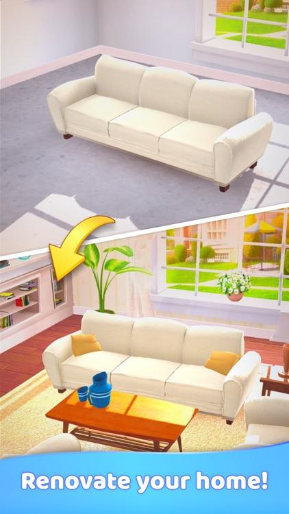Merge Decor Game: Home Design