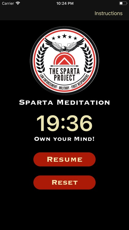 Sparta Meditation