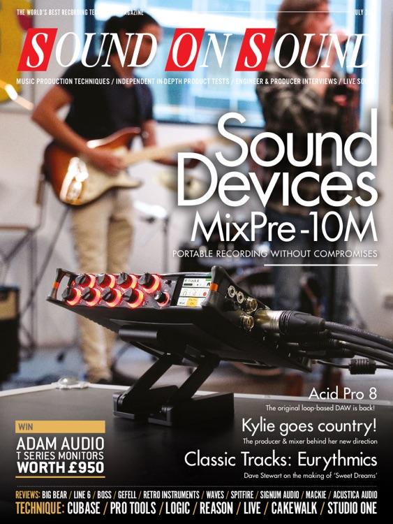 Sound On Sound USA