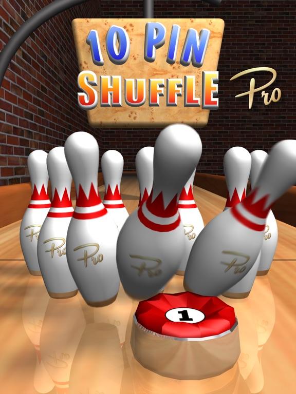 Screenshot #1 for 10 Pin Shuffle Pro Bowling