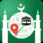 Muslim: Prayer Times, Qibla