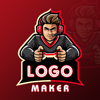 Logo Gaming Clan Esports Maker