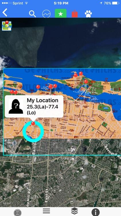 Bahamas Offline Tour Maps screenshot-8