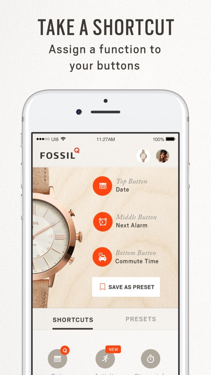Fossil Q screenshot-2