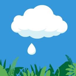 Ícone do app Rain Drop Catcher
