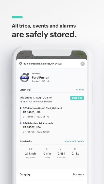 Automile - Fleet Management screenshot-4